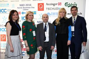 Sharing our experience on the Nordic Business Day 2016